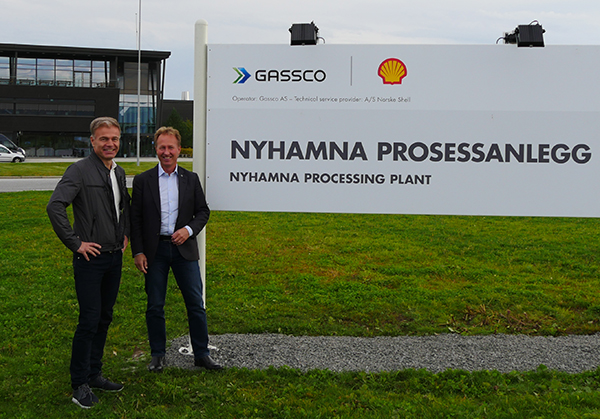 Nyhamna strengthens Norway's position as gas exporter